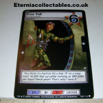 G.I.Joe Trading card Game 2004 15/114 No 15 Free Fall (common) @sold@